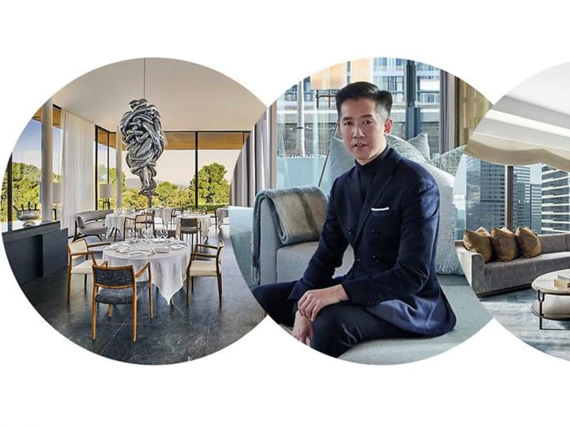Love the luxury hotel aesthetic? Take a cue from designer du jour Andre Fu