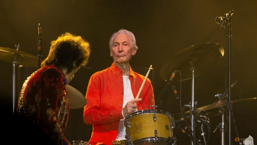 Charlie Watts drops out of Rolling Stones' upcoming US tour