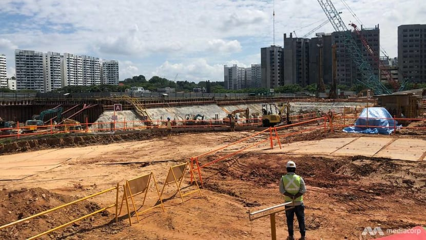 Migrant workers stuck overseas amid border restrictions; contractors struggle with labour crunch