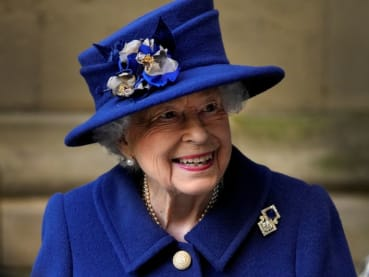 95-year-old Queen Elizabeth declines 'Oldie of the Year' title