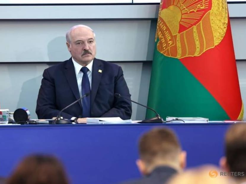 Lukashenko says Belarus may submit new Eurovision entry after backlash
