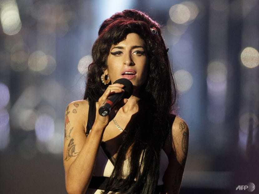 Singer Amy Winehouse's possessions hit the auction block