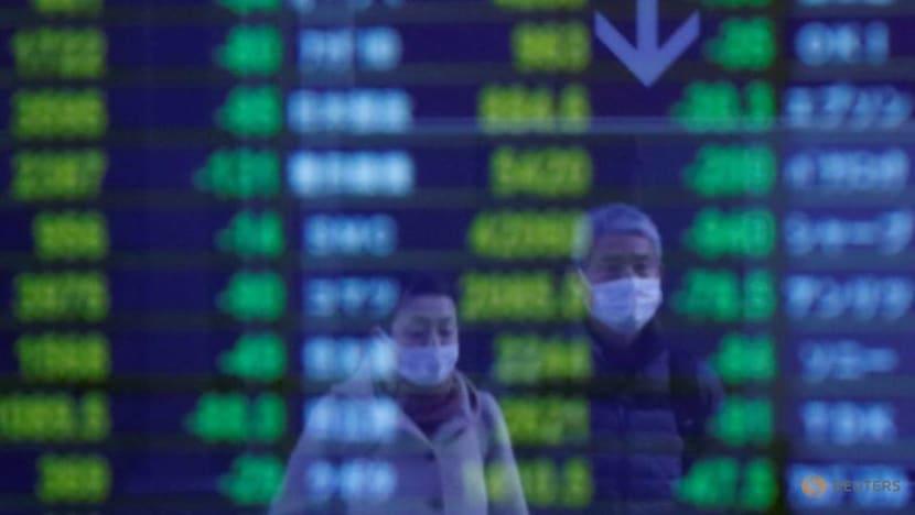 Asian stocks set to track Wall Street's defiant rally