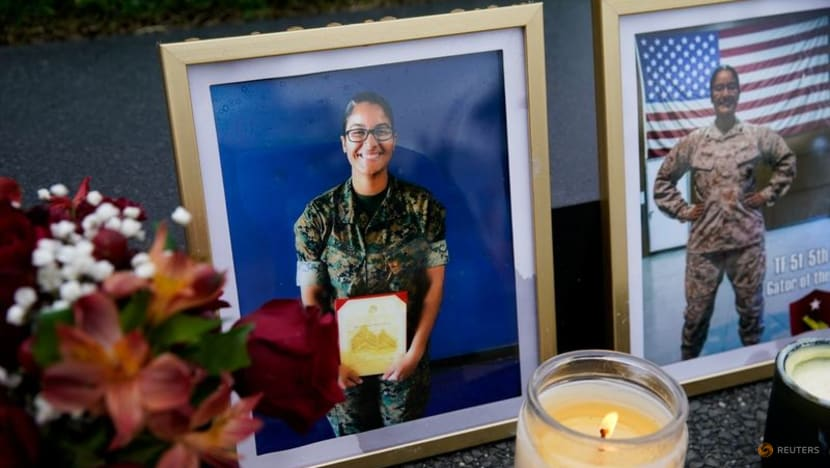 Twenty years after 9/11, one of the last US Marines killed in Afghanistan comes home