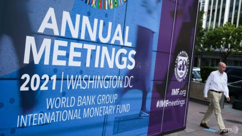 IMF, G20 fret over supply chain bottlenecks, inflation fears