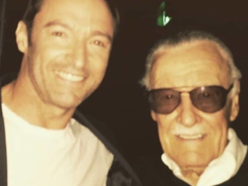 Hugh Jackman, Robert Downey Jr and Marvel stars pay tribute to Stan Lee