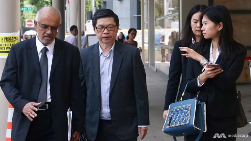 Doctor gets 10 years' jail for sexually assaulting patient in Bedok clinic