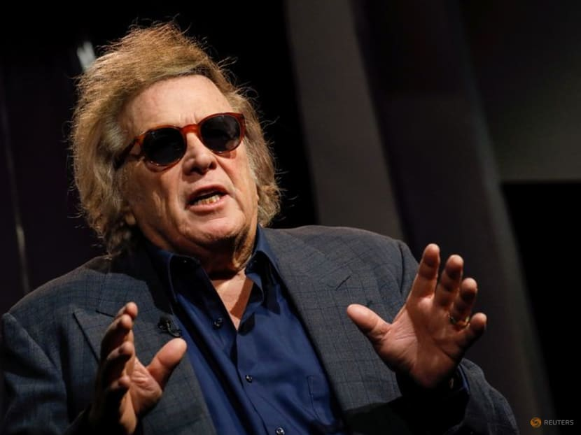 Don McLean gets Hollywood star as American Pie hits 50