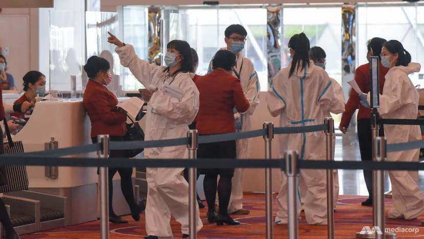 No local COVID-19 cases from people who entered Singapore without pre-departure tests from Nov 18 to Dec 27