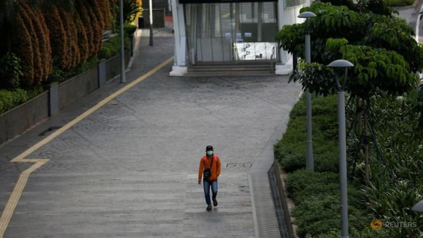 Movement of people into Jakarta set to tighten as surrounding satellite towns enact own social restrictions against COVID-19
