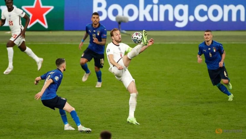 Soccer-Italy beat England on penalties to win Euro 2020