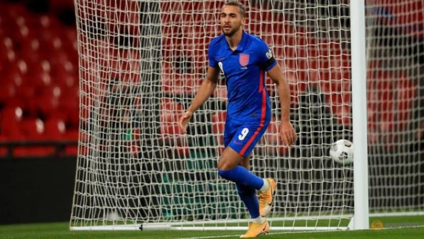 Football: Calvert-Lewin scores twice as England thump San Marino