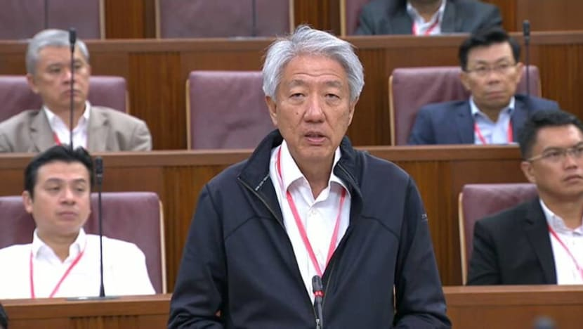 Unconstitutional to delay General Election and have president form caretaker government: Teo Chee Hean