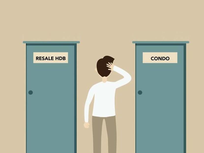 Resale HDB vs condominium: Are flats a bad investment?