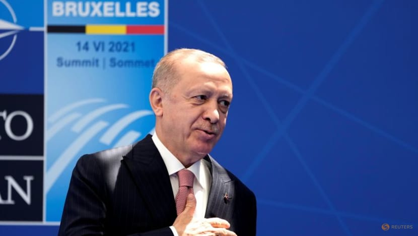 Erdogan says Turkish contacts with UAE have made progress