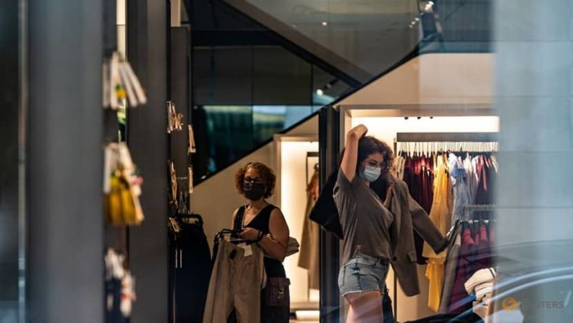 US consumer prices unchanged in October