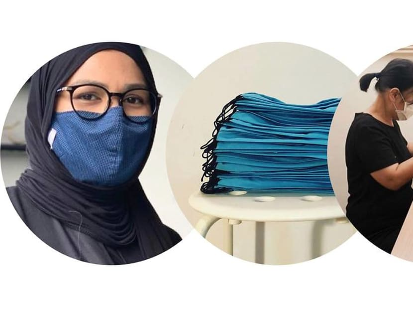 COVID-19: How the Singapore fashion community is pivoting to make face masks