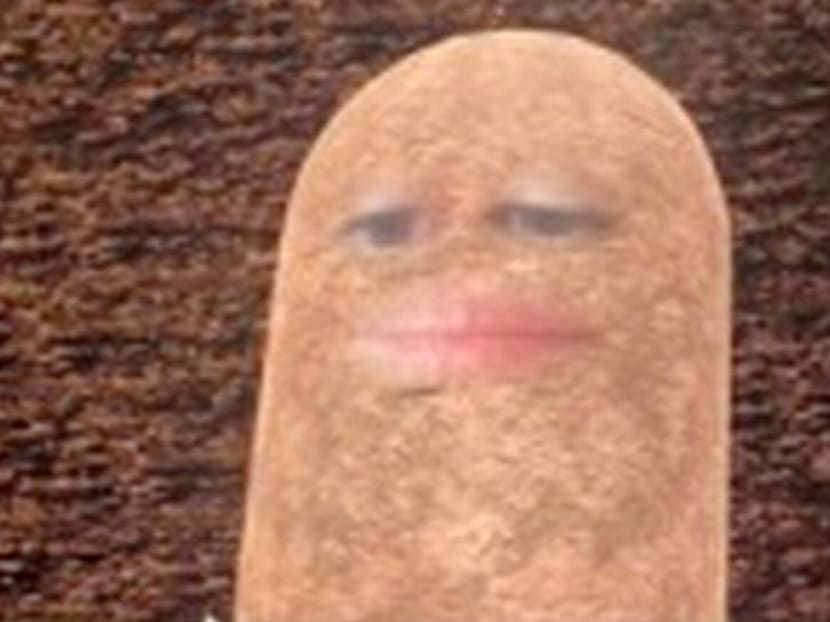 Boss turns herself into a potato during video conference and can't undo it