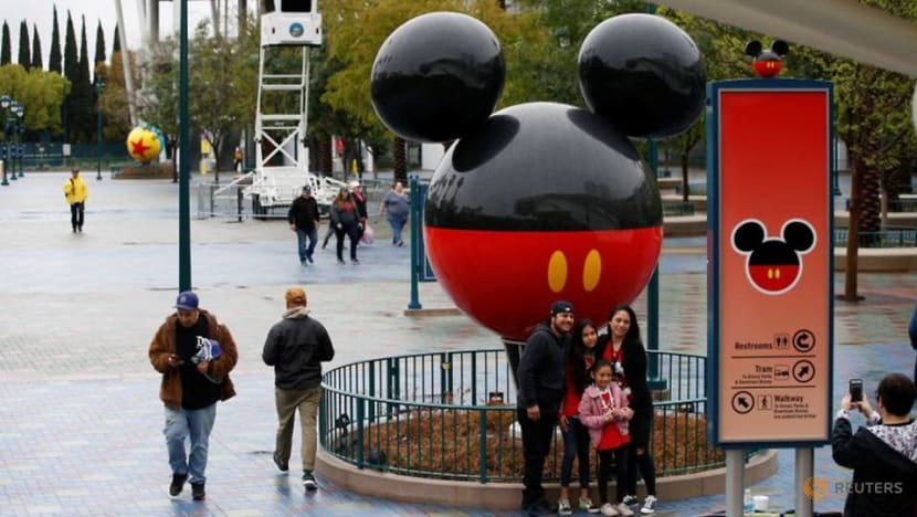 Disneyland to become mass COVID-19 vaccination site in California's Orange County