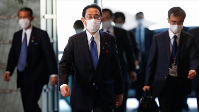 岸田文雄决定解散众议院 日本月底举行全国大选
