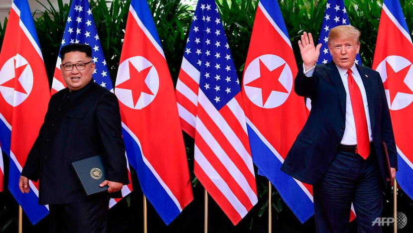 Commentary: The gap between the US and North Korea hasn't closed since the Singapore Summit