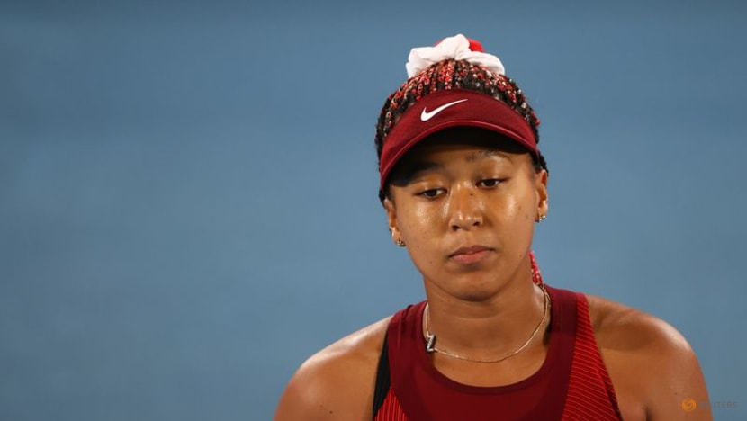 Tennis: Osaka leaves press conference in tears