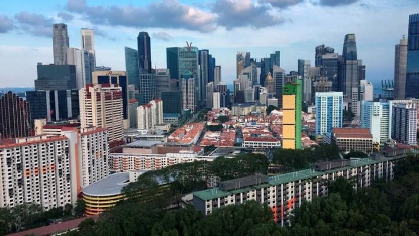 Singapore maintains full-year GDP forecast as economy expands 3.9% in Q2