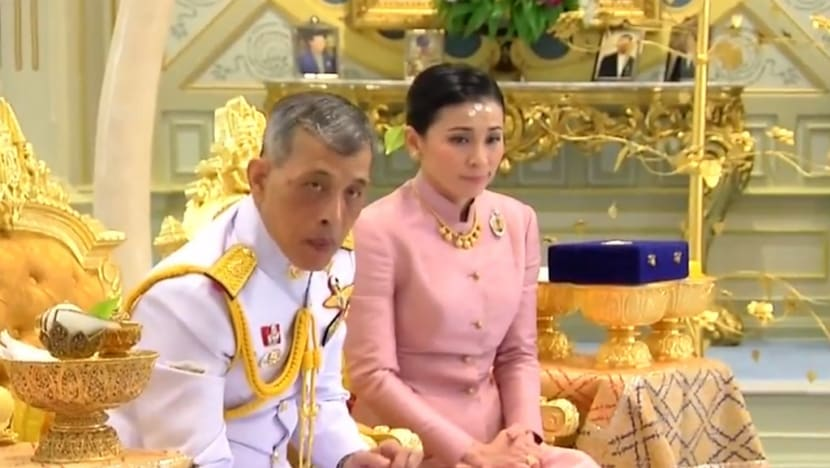 Commentary: Can Thailand's new king hold the country together?