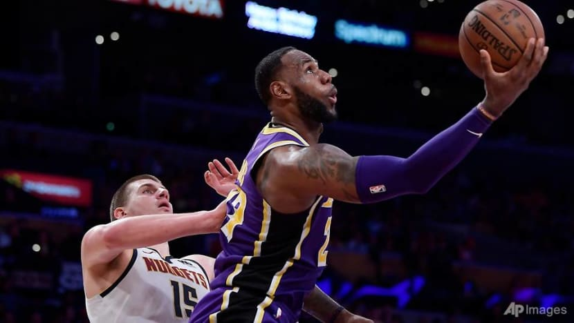 Basketball: LeBron passes Jordan for fourth on all-time NBA points list