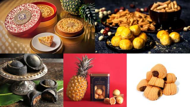 传统年饼新风味!颠覆味蕾的8款黄梨挞