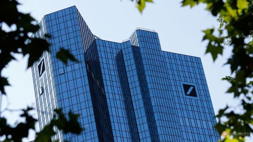 Deutsche Bank swings to first net profit since 2014