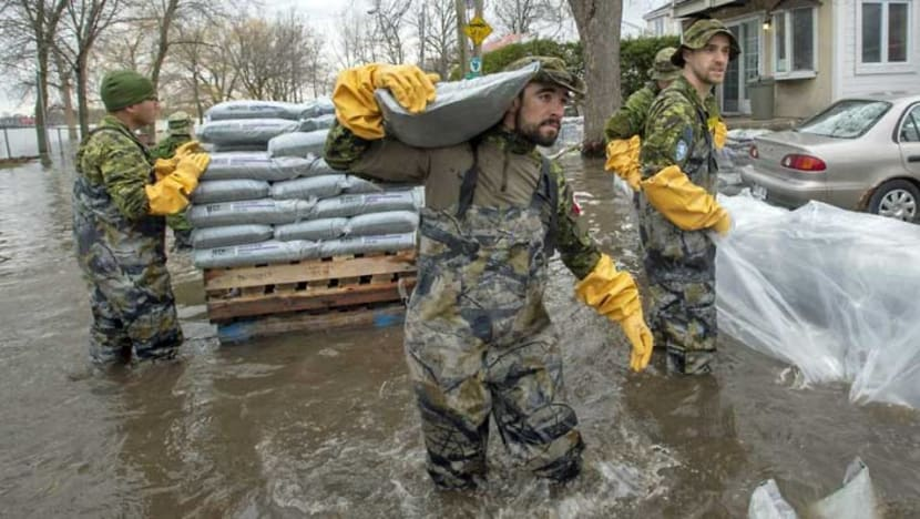 Canadian capital declares state of emergency as flood waters rise