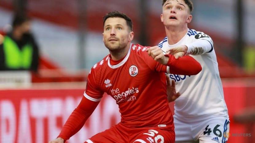 Crawley stun Leeds as Spurs, Man City and Chelsea advance