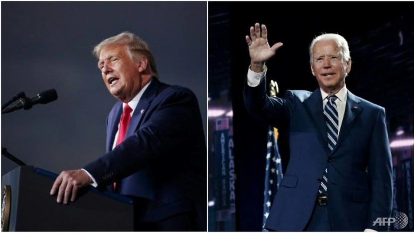 Commentary: Trump will get beaten by Biden by millions of votes but plans to win anyway