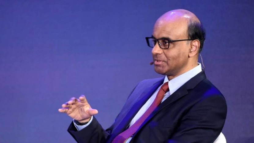 Tharman on 'early shortlists' for IMF top job amid Lagarde's departure: NYT