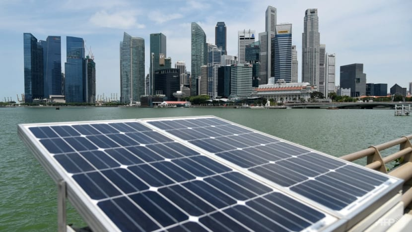 New climate partnership between Singapore and US, creating business opportunities in green growth sectors