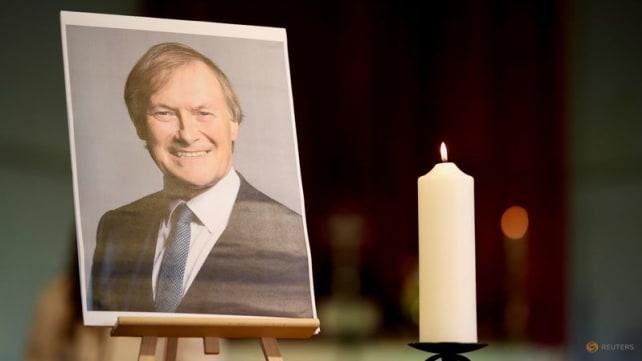 UK police probe MP murder as suspect said to be on 'de-radicalisation' scheme