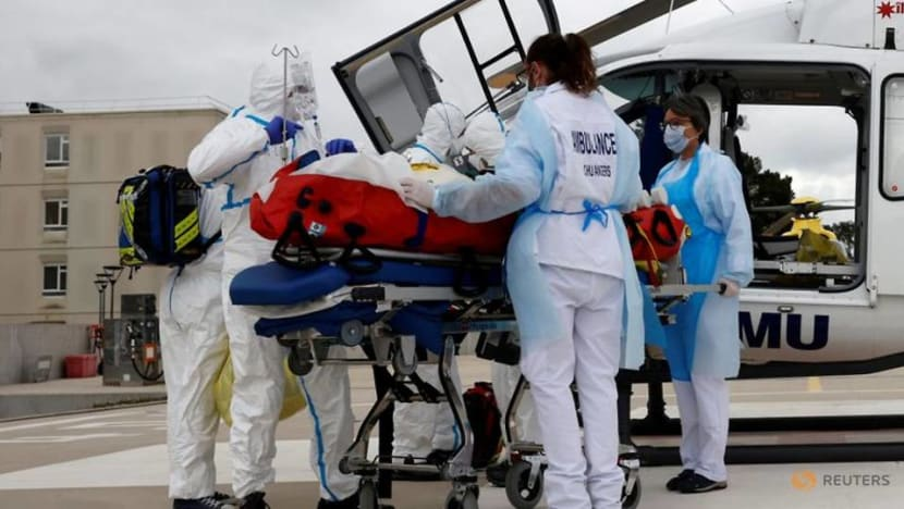 France's COVID-19 death toll set to pass 100,000 amid surge