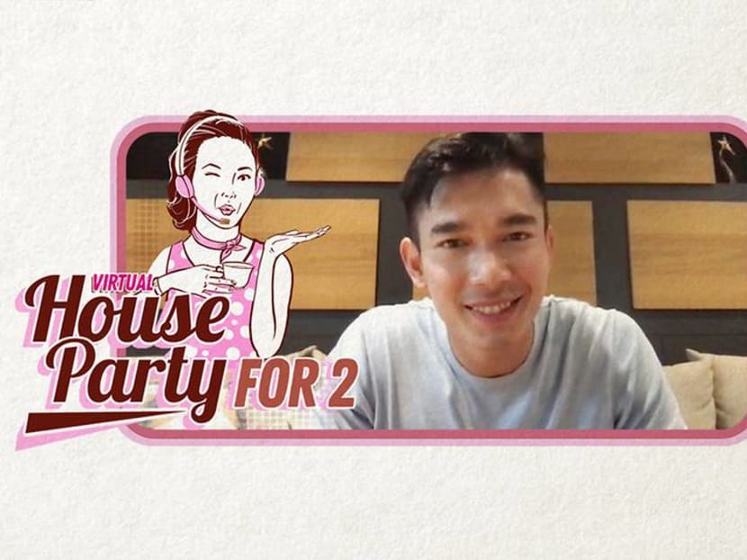 Why Elvin Ng is socially awkward at parties like you: 'I don't know why I'm an artiste'