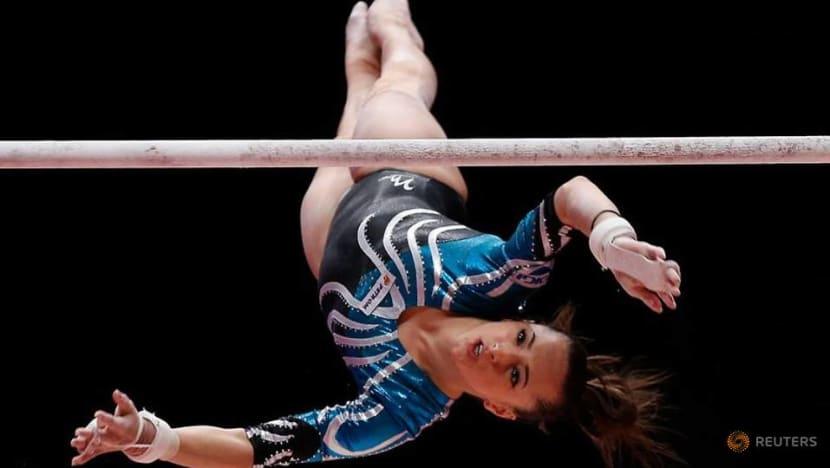 Gymnastics: Resilient Iordache last medal hope for Romania