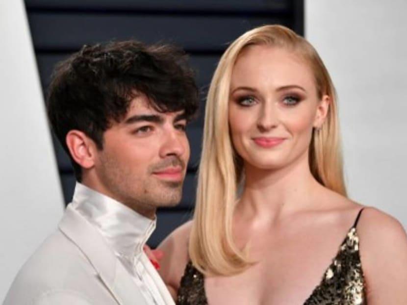 Sophie Turner and Joe Jonas got married in Las Vegas after Billboard awards