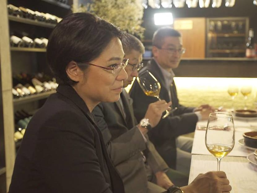 The Singaporean champagne collector with 3,000 bottles for friends and family