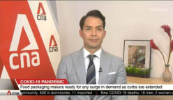 Food packaging makers ready for surge in demand as COVID-19 curbs are extended | Video