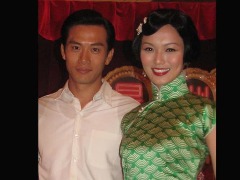 Joanne Peh now dating Qi Yuwu