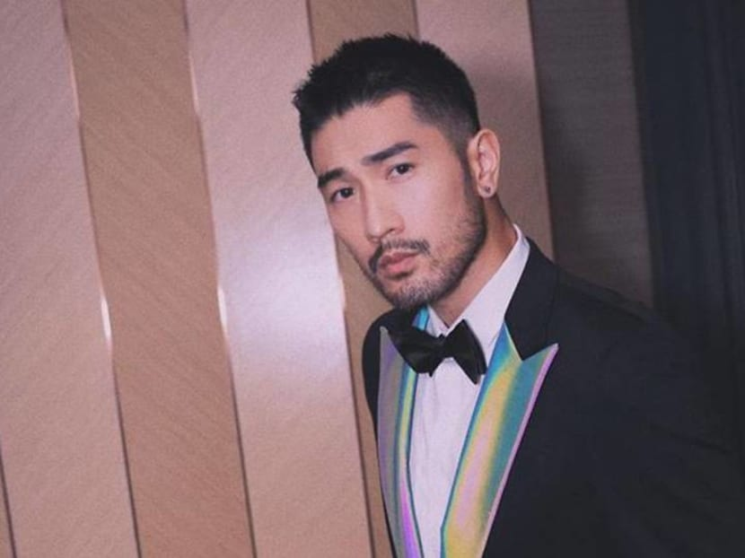 Fans, celebrities pay tribute to Godfrey Gao, express outrage over Chinese TV show