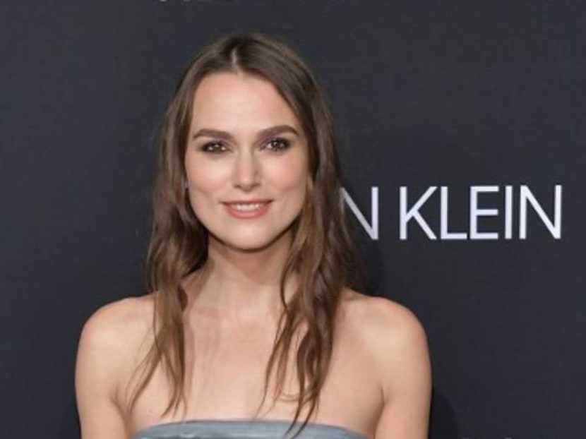 Actress Keira Knightley opens up about the issue of sexual harassment