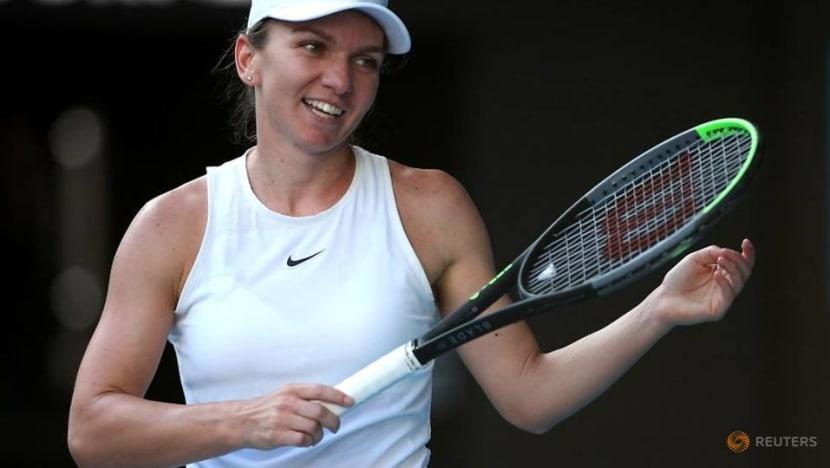 Halep sets up final date with Mertens at Prague Open