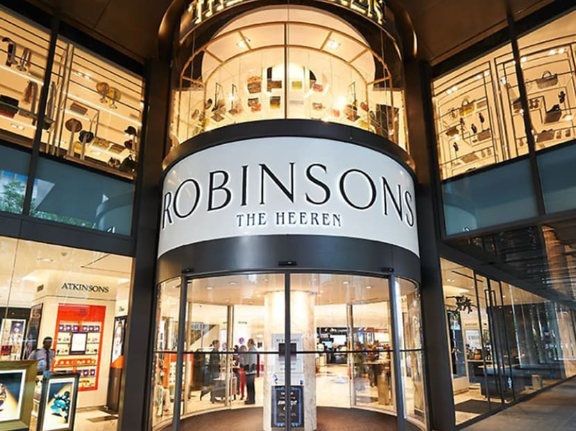 Goodbye Robinsons: A look at the department store's 160 years in Singapore