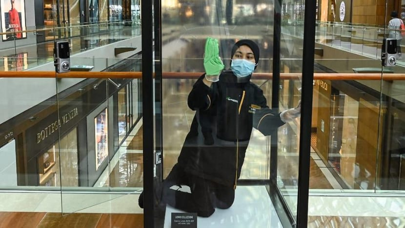 There's 'always a risk': How cleaning companies in Singapore are keeping its employees safe amid the COVID-19 pandemic