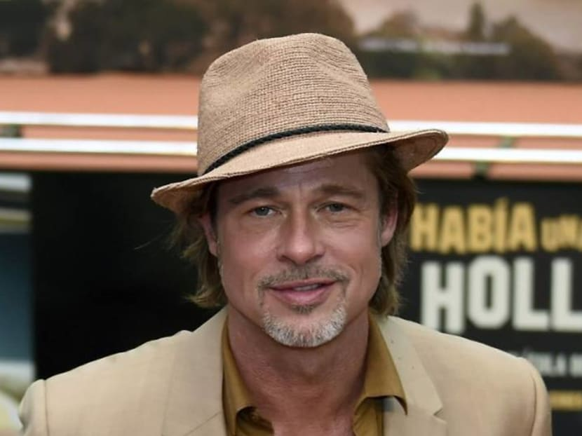 Brad Pitt got astronaut tips from pal George Clooney for latest space movie